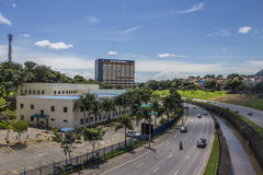 Rathaus von Sao Jose Dos Campos - Brasilien Lizenzfreies Stockbild