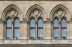 Rathaus Wien Stockbild