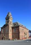 Rathaus, Wigtown, Dumfries u. Galloway, Schottland stockfotografie