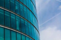 Rathausfenster Lizenzfreie Stockfotografie