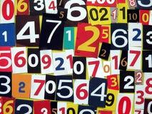 Rating pattern Royalty Free Stock Photo