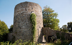 Ratingen walls Stock Images