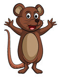Ratón de la rata Imagenes de archivo