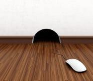 Ratón del ordenador Fotografía de archivo