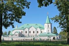 Ratna Chamber à Pushkin St Petersburg images stock