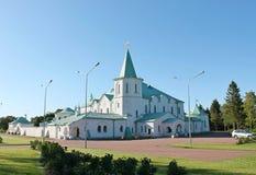 Ratna Chamber Pushkin-Stadt St Petersburg lizenzfreies stockfoto