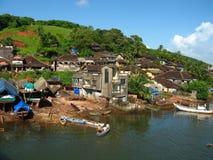 Ratnagiri Szene Stockbilder