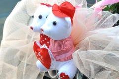 Rato da decoração do casamento Imagens de Stock Royalty Free