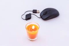 Rato da morte Imagem de Stock