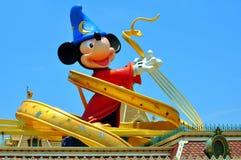 Rato de Mickey Foto de Stock