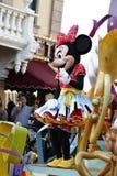 Rato de Minnie em Disneyl?andia fotos de stock