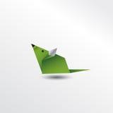 Rato do origâmi ilustração royalty free