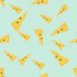 Rato em cheese2 Fotos de Stock Royalty Free