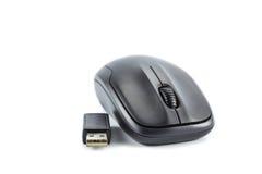 Rato sem fio do computador Imagem de Stock