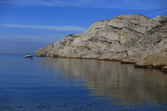 Ratonneau, Γαλλία Στοκ εικόνες με δικαίωμα ελεύθερης χρήσης