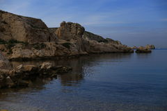 Ratonneau, Marseille, France Photos stock