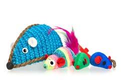Ratos do brinquedo Fotografia de Stock