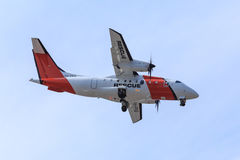 Ratowniczy samolot Zdjęcia Stock