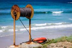 Ratownika pławik obrazy stock