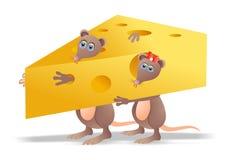 Rats illustration de vecteur