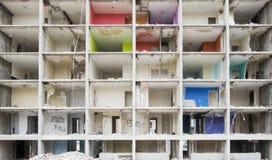 Rats stockés dans une cage Images libres de droits