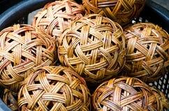 Free Rattan Ball Royalty Free Stock Photography - 25770507