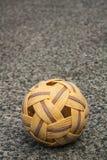 Rattan ball Stock Photography