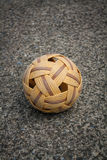 Rattan ball Stock Images