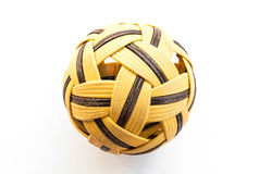 Rattan ball Royalty Free Stock Images