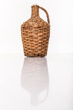 Rattan bottle Stock Photos