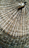 Rattan cover Stock Images