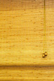 Rattan curtain Stock Photos