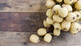rattan fruit stock image