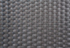 Rattan furniture woven pattern. Royalty Free Stock Photos