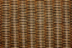 Rattan handiwork Royalty Free Stock Photo
