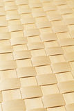 Rattan Mat Background Royalty Free Stock Image