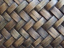 rattan naturalna tekstura Obraz Stock