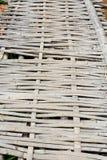 Rattan Path, carpet Royalty Free Stock Image