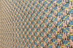 Rattan pattern Stock Image