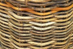 Rattan pattern Stock Photo