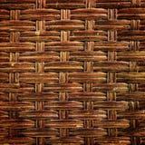 Rattan pattern Royalty Free Stock Image