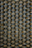 Rattan patterns. Stock Image