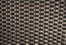Rattan rotang texture pattern brown Stock Photo