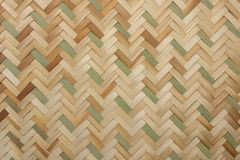 Rattan tekstura, szczegół handcraft bambusowego tkactwo tekstury tło obrazy stock