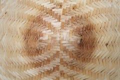 Rattan tessuto vimine di lerciume Immagini Stock