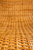 Rattan texture. Natural rattan weave texture background Royalty Free Stock Photography