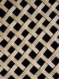 Rattan texture Stock Image