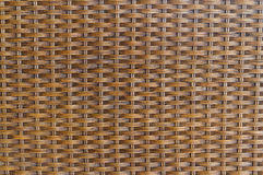 Rattan texture Stock Photography