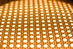 Rattan texture Stock Photo