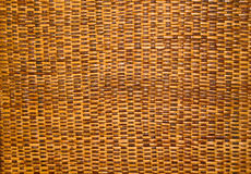 Rattan texture background Stock Photography